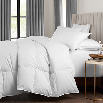 Fieldcrest Luxury All Seasons Warmth Down Comforter