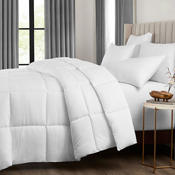 Fieldcrest Luxury Light Warmth Down Alternative Comforter