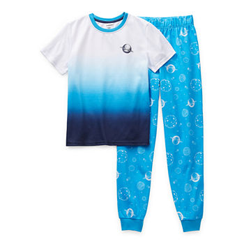 Jammers Kids Little & Big Boys 2-pc. Pant Pajama Set