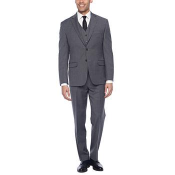 5df1ec85a Men's Suits & Suit Separates | Blue, Black & More - JCPenney
