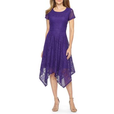 Purple Casual Dresses