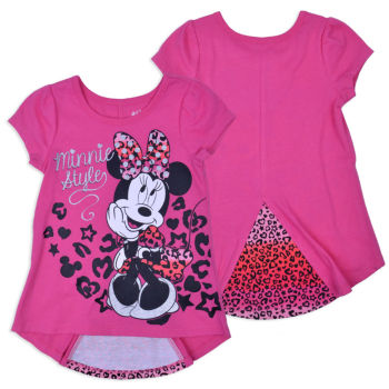 Disney Minnie Mouse Toddler Girl Clothes 2t 5t for Baby