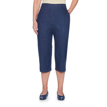 77acfcea927 CLEARANCE Capris + Cropped Pants for Women - JCPenney
