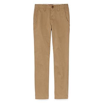 37ccf59eaf Arizona Boys Straight Flat Front Pant - Preschool / Big Kid