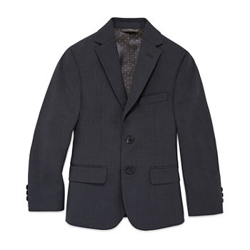 Collection By Michael Strahan Regular Fit Little & Big Boys Suit Jacket
