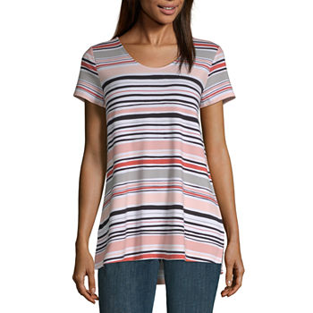 e9e594be52c0 Tunic Tops Tops for Women - JCPenney