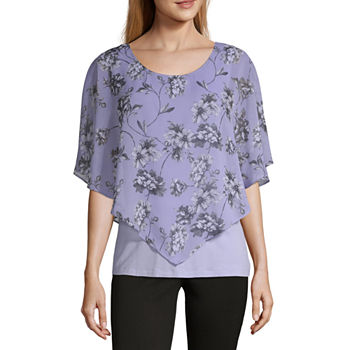 f32f05c1ab1f70 Alyx Purple Tops for Women - JCPenney