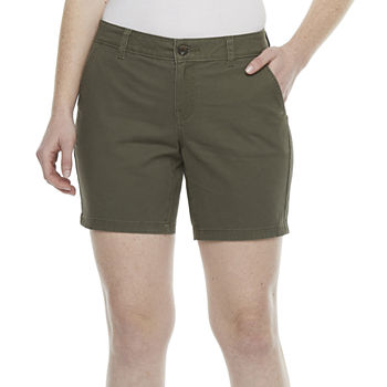 a.n.a Womens 7'' Chino Short