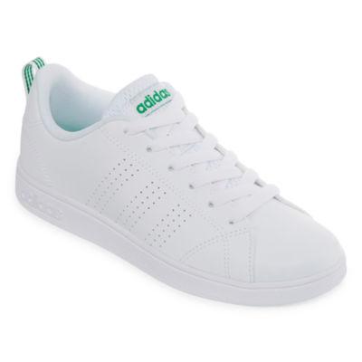 adidas Cloudfoam Refresh Girls Sneakers - Big Kids. White-green. $44.99 sale