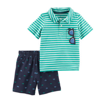 Carters Baby Boy Clothes 0 24 Months For Baby Jcpenney