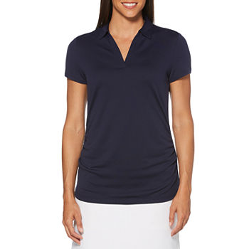 Moisture Wicking Polo Shirts for Women - JCPenney 137f7aa5f