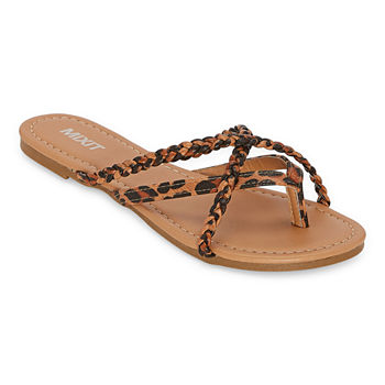 Mixit Womens Flat Sandals