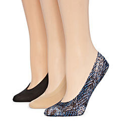 Mixit 3pk Bonded Liner Socks