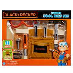 Black+Decker 11-pc. Toy Tools