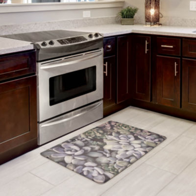Floral Kitchen Mats   Rugs