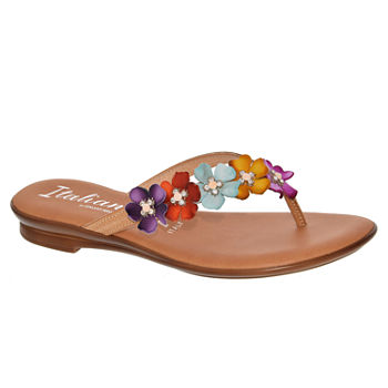 ebc4f35fdf48 Floral Women s Sandals   Flip Flops for Shoes - JCPenney