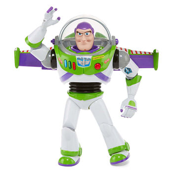 Disney Collection Toy Story Buzz Lightyear Talking Action Figure 12""