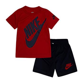 5ffe048e Nike 2-pc. Short Set Toddler Girls. Add To Cart. Obsidian. BUY 1 GET 1 50%  OFF
