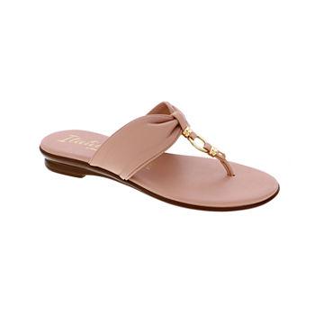 7899bfa23 Flat Sandals Women s Sandals   Flip Flops for Shoes - JCPenney
