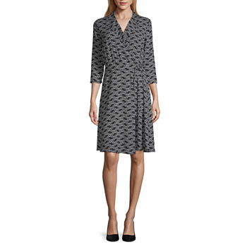 d1c74857b1b Perceptions Short Sleeve Jacket Dress. Add To Cart. Only at JCP