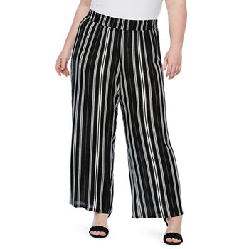 c13ff7b9f90 Plus Size Palazzo Pants for Women - JCPenney