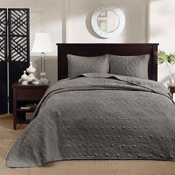 Madison Park Mansfield Bedspread Mini Set
