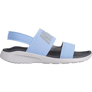 c0671daba7192 Nike Blue Juniors  Sandals   Flip Flops for Shoes - JCPenney