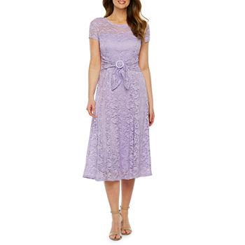 174374f87e92 SALE Purple Dresses for Women - JCPenney