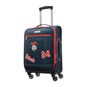 American Tourister Mickey Mouse Heritage Minnie Mouse 20 Inch Hardside Lightweight Luggage