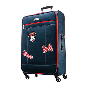 American Tourister Mickey Mouse Heritage Minnie Mouse 28 Inch Hardside Lightweight Luggage