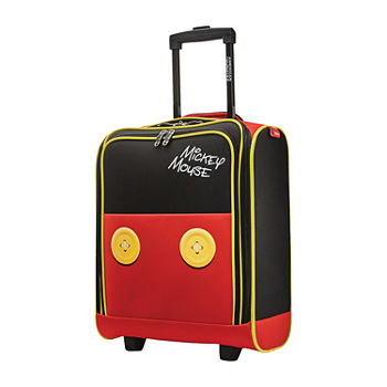 American Tourister Mickey Mouse Underseater Mickey Mouse 16 1/2 Inch Lightweight Luggage