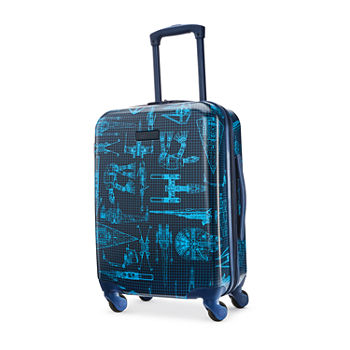 American Tourister Star Wars Intergalactic Star Wars 20 Inch Hardside Lightweight Luggage