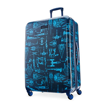 American Tourister Star Wars Intergalactic Star Wars 28 Inch Hardside Lightweight Luggage