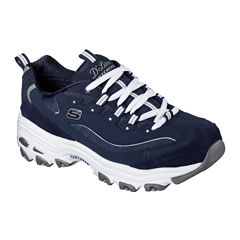 Skechers® Me Time Women's Lace-Up Slip-On Sneakers