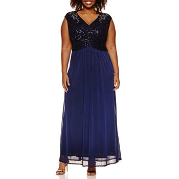 Plus Size Special Occasion Dresses For Women Jcpenney