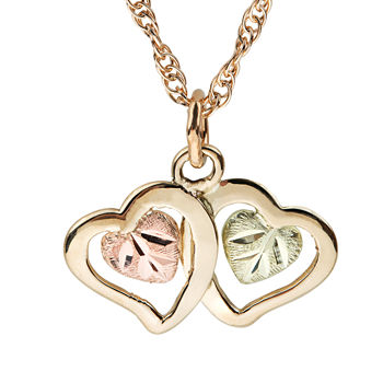 055f26a5950c2 Landstrom's Black Hills Gold Fine Necklaces & Pendants for Jewelry ...