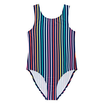 ccedaa11ab9 Girls Bathing Suits, Girls Swimwear - JCPenney