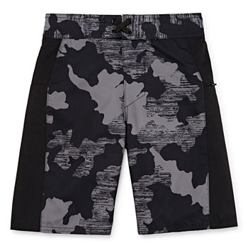 12590e54d7 Zeroxposur Boys Striped Swim Trunks. Add To Cart. Only at JCP