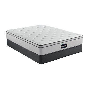 Beautyrest ® BR800™ Plush Euro Top - Mattress + Box Spring