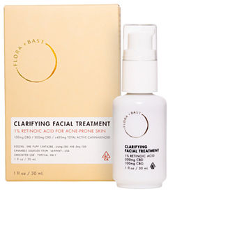 Flora + Bast Clarifying Facial Treatment