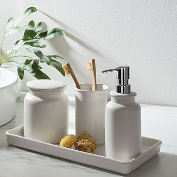 Fieldcrest Luxury Ceramic Bath Accessories Collection