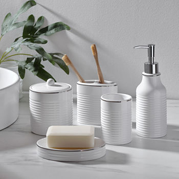 Fieldcrest Ceramic Bath Accessories Collection