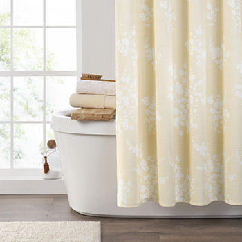 Fieldcrest Tossed Bouquet Shower Curtain