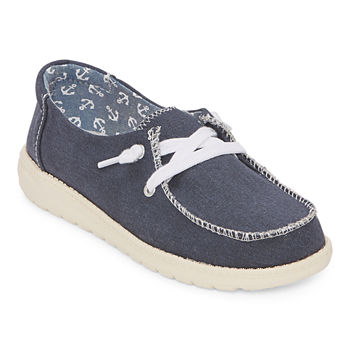 Pop Womens Boating Boat Shoes