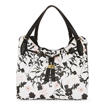 Liz Claiborne Lanah 4 Poster Shoulder Bag