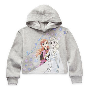 Disney Little & Big Girls Frozen Hoodie