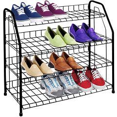 Sunbeam® 4-Tier Shoe Shelf