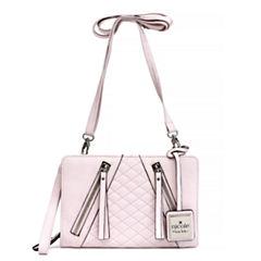 Nicole By Nicole Miller® Kira Wristlet Crossbody Bag