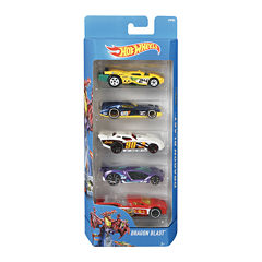 5-pc. Hot Wheels Car