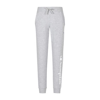 Champion Big Girls Cuffed Jogger Pant